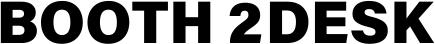 2名用 ブースデスク(7F)